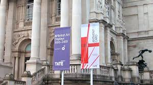 tate britain signage manss company