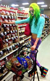 somewhere over the rainbow at walmart funny pictures at walmart