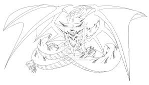 Popular Yugioh Coloring Pages To Print 88