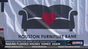 Houston Furniture Bank holds donation drive for Harvey victims