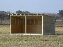Metal Loafing Shed Kits by 16 Free Loafing Shed Plans For Horses Horse Run Shed Plans