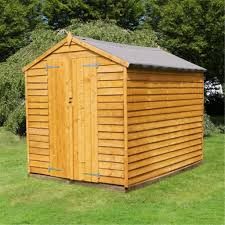 Cheap 6 X 8 Wooden Sheds by 8 X 6 Garden Sheds Buy Online Today