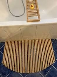 holzmatte badezimmer ausstattung und möbel ebay kleinanzeigen