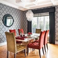 rideaux salle a manger indogate decoration cuisine et salle a manger
