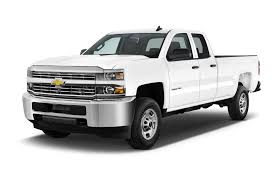 100 Motor Trend Truck Of The Year History 2016 Chevrolet Silverado 2500HD Reviews And Rating Trend