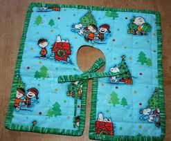 Homemade Christmas Tree Skirts Instructions