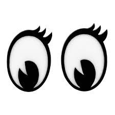 Pair Of Eyes Clip Art