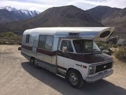 A 1978 Chevrolet Camper Van That Is The Best Of Both Worlds: Vanning ... Truck Campers Rv Business New 2018 Airstream Tommy Bahama Inrstate Grand Tour Motor Home Weekend Luxury Living In Classic Alinum Trailer Food Truck Foote Family Nomad Trailer In Traffic For American Simulator Camper Shell Or No Pickup Tv Forums The Lweight Ptop Revolution Basecamp You Can Pull Behind A Subaru How To Choose The Right Live Fulltime Travelers Truckdomeus 1968 Avion C11 Restoration Forums Reincarnated From Family Camper Airbnb