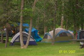Lakeside Tenting Is Always An Affordable Favorite Especially For The Younger People Come