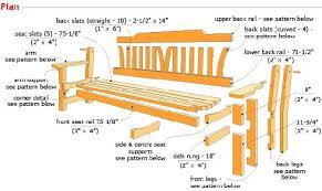 tremendous wooden garden benches designs garden bench plans