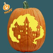 Walking Dead Pumpkin Template Free by 25 Best Fairytale Pumpkin Carving Patterns Images On Pinterest