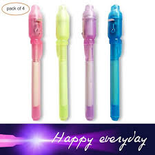Top Secret UV Pens Thelistli