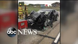 A Tesla Car Crash Near Salt Lake City, Utah, Is Under Investigation ... 1979 Chevy Silverado K20 Gmc Pickup Frontal Crash Test By Nhtsa Coke Truck Accident Youtube Caught On Video Semi Goes Airborne Erupts Into Fireball In Indiana Lego City 2017 Stunt Truck Lets Build 60146traffic Car Smashes Overpass Most Insane Crashes Compilation 8 Dash Cam Video Shows Horrific High Speed Crash Watch News Videos 2 Killed When Crashes Tree Along I80 Trucker Jukebox On I12 Louisiana 3 Rc Radio Control Bashing Hits Funny Accident In India Livestock I75