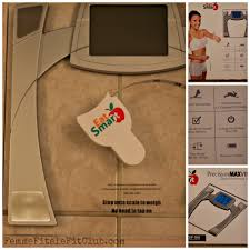 Eatsmart Precision Plus Digital Bathroom Scale by Femme Fitale Fit Club Blogproduct Review Eatsmart Precision