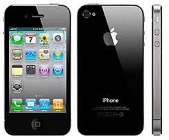 Apple iPhone 4s 64GB Black Factory Unlocked GSM 4G Smartphone