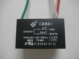 high quality lowest priced ceiling fan capacitors and ac motor