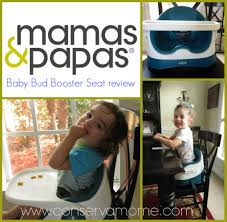ConservaMom - Baby Bud Booster Seat By Mamas & Papas Review ... Mamas And Papas Baby Bud Booster Seat Teal Buy High Chair Pixi High Chair Apple Essentials Cheeky Chompers Neckerchew Chicco Pocket Snack Lime Armadillo City Stroller Flip Xt3 Dark Navy 6 Piece Pushchair Carrycot Cup Holder Adaptors Aton M Isize Car Base Snax Adjustable Highchair With Removable Tray Insert Multi Spot Pesto Animal Silhouettes Pmamas Snug Floor Table Toddler Feeding Eating Washable Jamboree View All Highchairs