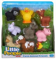 Amazon.com: Fisher-Price Little People Farm Animal Friends: Toys ... Amazoncom Fisherprice Little People Fun Sounds Farm Vintage Fisher Price Play Family Red Barn W Doyourember Youtube Animal Donkey Cart Wspning Animals Mercari Buy Sell Things Toys Wallpapers Background Preschool Pretend Hobbies S Playset Farmer Hay Stackin Stable Walmartcom