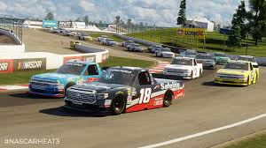 NASCAR Heat 3 – Camping World Truck Series Roster Revealed - Inside ... Kyle Busch Ties Ron Hornadays Nascar Truck Series Wins Record The Gander Outdoors To Be New Title Sponsor Of Nascars Elliott Holds Off Sauter For 2nd Trucks Victory Sportsnetca Camping World Primer Daytona Intertional Gamecocks Entry To Return Friday Race At Justin Haley Wins 2018 Chevrolet Silverado 250 Reaume Run Full Time In Todd Gliland Ride Motsports Racing News Camping World Selolinkco Set Take On High Banks Of Bristol Sports