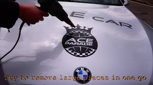Easy Steps To Perfectly Remove Car Truck Van Vinyl Graphics Stickers ... 2 Vinyl Vehicle Graphics Decals Stickers Flames 4 Custom Auto Luxury Decal For Truck Windows Northstarpilatescom Camo 4x4 Pair Chevy Dodge Ford Bed Amazoncom Tinkerbell Sticker Cars Trucks Vans Walls Laptop Bessky 3d Peep Frog Funny Car Window Are Like Wives Dont Touch My No Moving For Volkswagen Vw Sharan Hatchback Sedan Suv Side Body Cek Harga 16x11cm Baby On Board Warning Mud Life Big Quote Mudlife Tribal Race Boats