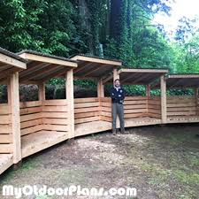 diy arc woodshed myoutdoorplans free woodworking plans and