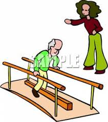 Funny Physical Therapy Clipart