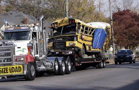 Sixth Child Dies After Chattanooga School Bus Crash, Federal ... Truck Trailer Transport Express Freight Logistic Diesel Mack Covenant Chattanooga Tn Rays Truck Photos Index Of Imagestruckswhite01959hauler Fedex To Open 30 Million Distribution Center In Tenn Paving The Way Prosperity Cityscope Magazinecityscope Magazine 2018 New Freightliner 122sd Dump At Premier Group Auburn Tigers Semitruck Wrap Helmet Side Black Diamond Designs Ac Centers Alleycassetty Us Xpress Enterprises Inc Tennessee Highway Patrol Using Semi Trucks Hunt Down Xters On