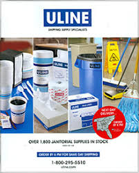 Picture Of Packaging And Shipping Supplies From Uline Catalog