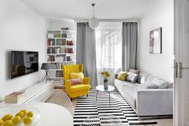 100 Home Decor Ideas For Apartments Prettify Neutral Apartment Schemes Using Pop Of Colors