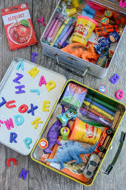 how to make a busy box for toddlers