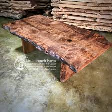 Live Edge Table How To Build And Where To Buy Littlebranch Farm