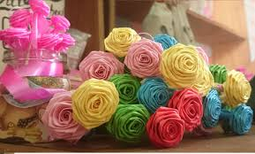 How To Make Handmade Paper Flower