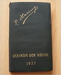 lexikon der küche de lexikon der küche gebundene
