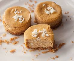 Pumpkin Swirl Cheesecake Bars by White Chocolate Pumpkin Cheesecakes With Golden Oreo Crust