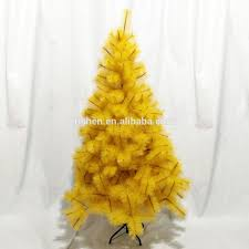 Green Mini Fibre Optic Christmas Tree 3ft by Yellow Christmas Tree Yellow Christmas Tree Suppliers And