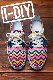 4 DIY Missioni Shoes