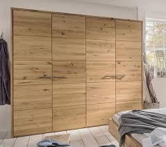 massivholz schlafzimmer 2tlg 140x200 wildeiche massiv geölt