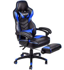 Amazon.com: ELECWISH Ergonomic Computer Gaming Chair, PU Leather ... The Best Gaming Chair For Big Guys Vertagear Pl6000 Youtube Trak Racer Sc9 On Sale Now At Mighty Ape Nz For Big Guys Review Tall Gaming Chair Andaseat Dark Wizard Noble Epic Real Leather Blackbrown Chairs Brazen Stag 21 Bluetooth Surround Sound Whiteblack And Tall Office Racing Executive Ergonomic With 12 2018 Video Game Sale Room Prices Brands Likeregal Pc Home Use Gearbest X Rocker Xpro 300 Black Pedestal With Builtin Vibe Blackred 5172801