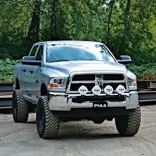 PIAA | Dodge Ram 2500 / 3500 2004+ Trail Light Mounting Bar #30754