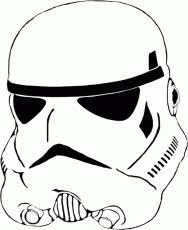 14 Pics Of LEGO Star Wars Stormtrooper Coloring Pages