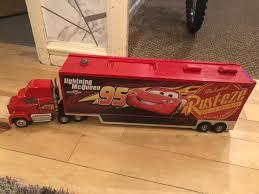 Lightning McQueen Disney's Mac Cars Storage Truck   In Newtownabbey ...