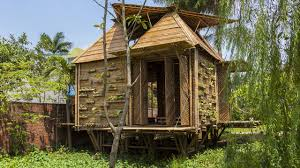 100 Blooming House Vietnamese Bamboo House Highly Commended In WAN Awards