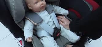 securite routiere siege auto sécurité routière les sièges auto sont souvent mal utilisés sur