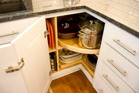 Home Depot Unfinished Cabinets Lazy Susan by One Cabinet With Wood Lazy Susan Without Center Pole And A Wood