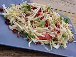 cuisiner celeri cuisiner le celeri unique recette salade de céleri