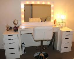 vanity mirror with light bulbs diy buy makeup jerdon bathroom sink