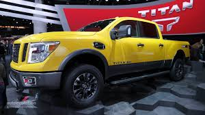 2016 Nissan Titan XD Cummins Light-Duty Truck Has Heavy-Duty ...