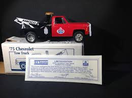 Vintage '75 Chevrolet Tow Truck Wrecker Amoco Die-cast Metal Ertl ... Tow Truck Loading A Snapon Tool Box Youtube Amazoncom Tonka Steel Toys Games 13 Thames Wreck In Original Vintage Matchbox 2018 New Freightliner M2 106 Rollback Extended Cab At Texan Towing Austin Tx Roadside Assistance School Bus Towing A Box Truck With Pickup In The Back Wtf Trucks Huntington Wv Planchas De Rescate Desatasco Aluminio 389 Lego Wrecker Tow First Saw Walmart Ca 60056 Home Cts Transport Tampa Fl Clearwater Wheel Lifts Edinburg