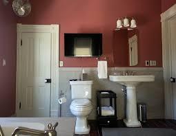 Kohler Memoirs Pedestal Sink And Toilet by Bathroom Cozy Lowes Wood Flooring With White Baseboard And Kohler