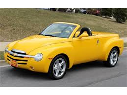 100 Ssr Truck For Sale 2004 Chevrolet SSR For ClassicCarscom CC1076509